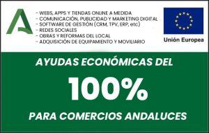 Subvenciones Comercios Junta de Andalucía