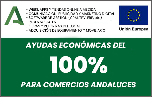 Comercios Andalucía